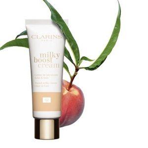 New & Sealed Clarins Milky Boost Cream 2.0